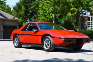 Pontiac Fiero | Great Selection of Classic, Retro, Drag and Muscle