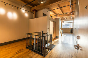 STUNNING Two-Story Downtown Loft for Rent - 7th Street Lofts