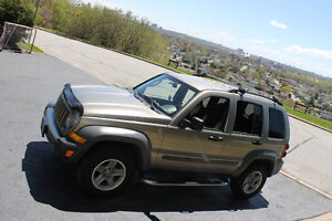 2005 Jeep Liberty 3,7 SUV, Crossover