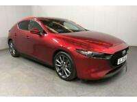 2020 Mazda 3 2.0 Skyactiv G MHEV GT Sport Tech 5dr HATCHBACK Petrol Manual