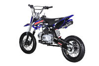 125CC DIRT BIKE, OUT OF BOX, ACCEMBALLED
