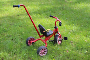 Tricycle Push Bar Buy Or Sell Kids Bikes In Toronto