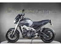 2016 16 YAMAHA MT-09 ABS - NATIONWIDE DELIVERY AVAILABLE
