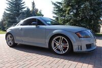 """18"""" 5x100 Audi R8 Replica wheels with 225/40/18 tires"""