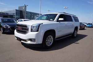 2016 GMC  YUKON XL slt Leather 3rd row   NO CREDIT REFUSED