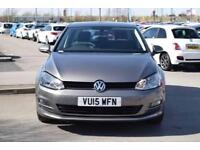 2015 VOLKSWAGEN GOLF Volkswagen Golf 1.6 TDI [105] Match 5dr