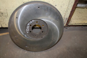 1965 amc marlin 327 flywheel, bell housing and overdrive tranny