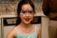 Face Painting / Maquillage du visage – Enfants