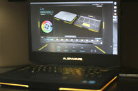 Alienware 14 Gaming Laptop For Sale!!
