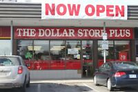 Dollar store Plus for sale