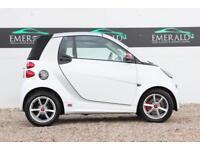 2012 61 SMART FORTWO CABRIO 1.0 PULSE 2D AUTO 84 BHP