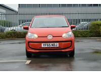 2015 VOLKSWAGEN UP Volkswagen Up 1.0 Move Up 5dr