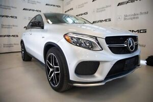 2017 Mercedes Benz GLE43 AMG 4MATIC Coupe