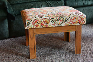 Ottoman or coffee table