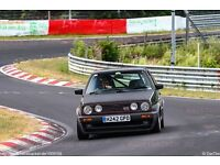 VW mk2 golf GTI 16v .