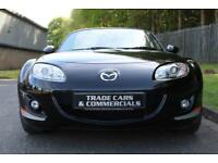 2012 12 MAZDA MX-5 2.0 I ROADSTER KURO EDITION 2D 158 BHP