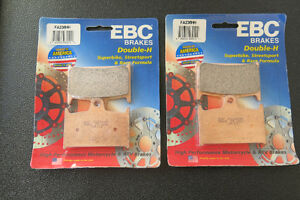 EDC Brake Pads (Front / Rear) for Triumph Thunderbird / Storm Gatineau Ottawa / Gatineau Area image 1