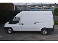 2.2 T350 RWD 5D 124 BHP LWB HIGH ROOF DIESEL MANUAL PANEL VAN 2012