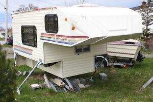 8.5ft. truck camper