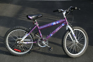 "AVIGO 20"" Girls Mountain Bike"