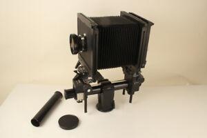 4x5 Sinar F Camera with Rodenstock Grandagon 90mm f6.8