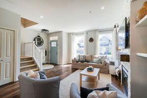 rarely available Rowhome Open House 8/11&12  2-4pm