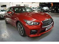 2015 65 INFINITI Q50 3.5 S HYBRID AWD AUTO 4D 360 BHP