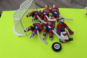"""GRETZKY TABLE TOP HOCKEY GAME """"PLAYERS"""" London Ontario image 2"""