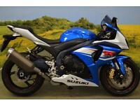 Suzuki GSXR 1000 2012**BREMBO BRAKES, ADJUSTABLE SUSPENSION, DIGITAL DISPLAY**
