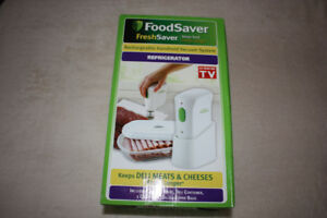 FoodSaver FreshSaver Rechargeable Handheld Vacuum System