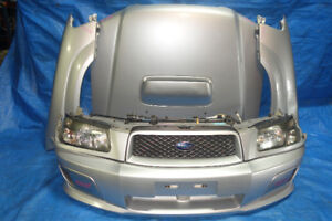 JDM Subaru Forester STi SG9 SG5 Front End Conversion 2003-2005