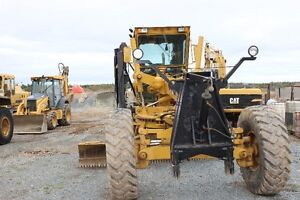 780A Champion Grader with Snowplow Gear