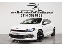 VW Scirocco R LINE TDI BLUEMOTION TECHNOLOGY SAT NAV