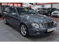 2007 57 MERCEDES-BENZ E CLASS 3.0 E280 CDI AVANTGARDE 5D AUTO 187 BHP DIESEL