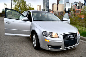 2007 Audi A3 Hatchback (REDUCED FOR QUICK SALE!!!)
