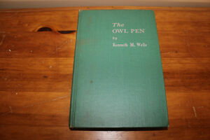 The Owl Pen by Kenneth McNeill Wells 1947 London Ontario image 1