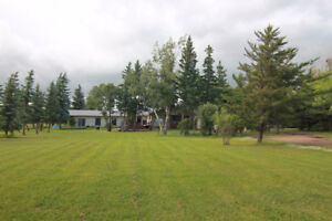 Bungalow on 68 Acres in Sturgeon County!