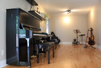 Piano and voice lessons in West End Kingston