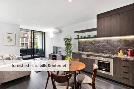 Fully Furnished - Includes Bills & Internet