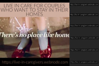live in home care for couples who want to stay in their homes