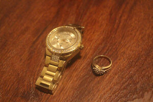 Watch & Promise RIng