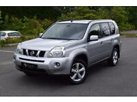 2008 08 NISSAN X-TRAIL 2.0 SPORT EXPEDITION DCI 5D 171 BHP DIESEL