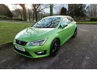 2014 SEAT Leon 1.8 TSI FR TECHNOLOGY 3d 180 BHP Hatchback Petrol Manual
