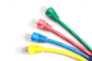CAT 5E , CAT 6 RG45 NETWORKING CABLE ALL LENGTHS