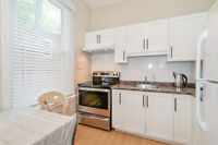 Beautiful Downtown Guelph Apartment: Rent Includes Utilities