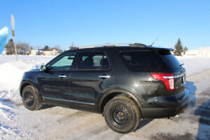 Ford Explorer 2014 XLT AWD