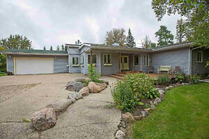 One Of A Kind Property Backing Onto South Cooking Lake