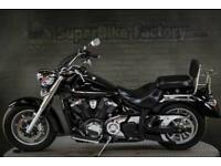 2013 13 YAMAHA XVS1300 MIDNIGHT STAR 1300CC 0% DEPOSIT FINANCE AVAILABLE