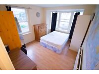 Beautiful Double Room Available, Bow Road/Mile End-£150pw