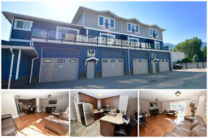Luxury Condo & Shop in Sicamous